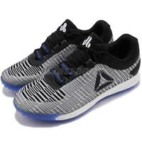 Reebok JJ II Low 2 Watt Black Blue Men Cross Training Gym Shoes Trainers CN2220