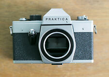 PRAKTICA L 35mm SLR Film Camera Body Only. M42 mount.