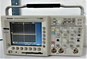 TEKTRONIX TDS3012 Digital Oscilloscope 100mhz 2 Channel