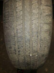 Tyre Part Worn 245/70R16  Best Offer