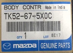 Mazda Body Control Module TK52675X0C / TK52-67-5X0C New OEM Free Shipping