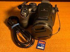 Fujifilm FinePix S Series S4000 14.0MP Digital Camera - Black + SD Card