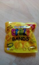 The original crazy bands, glow in the dark, 2 bags, 12 packs
