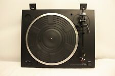 ROTEL RP310 TURNTABLE RECORD PLAYER SEMI AUTOMATIC STEREO & ROTEL 2RC-4 NEEDLE