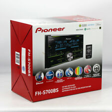PIONEER® FH-S700BS DOUBLE DIN CD/AM/FM CAR STEREO RECEIVER w/ BLUETOOTH & REMOTE