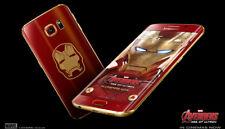 SAMSUNG Galaxy S6 Edge Iron Man Limited Edition (Unlocked)