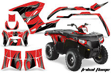 AMR Racing Polaris Sportsman800/500 Graphic Kit Quad Wrap ATV Decal 11-15 TRBL K