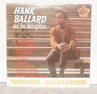 HANK BALLARD AND THE MIDNIGHTERS Volume Two LP Vinyl Mono King 581 SEALED '55-58
