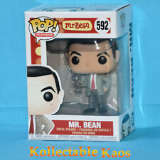 Mr Bean - Mr Bean with Teddy Pop! Vinyl Figure