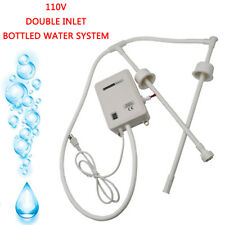 Double Inlet Bottled Water Dispensing Pump System Replaces Bunn Flojet Us Ship