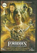 DVD Forbidden Warrior