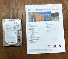 Seagate 80GB Hard Drive w/ Fiery Controller Software for DocuColor 242 252 260
