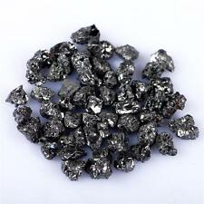 5.01 Cts Natural African Mines Black Diamond Rough Minerals Wholesale Lot