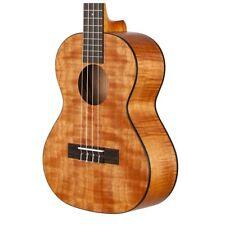 Kala Exotic Mahogany KA-TEM Tenor Uke - Acoustic Ukulele Aquila Strings