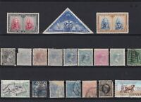 spain and colonies stamps ref r12066