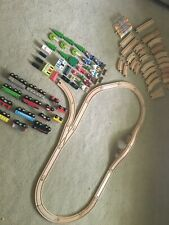 Wooden Train Tracks/ Accessories- Fits Thomas Trains