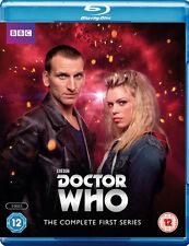 Doctor Who Series 1 Blu-ray UK Region B Christopher Eccleston Billie Piper