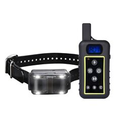 2000M Remote Dog Shock Collar Outdoor Hunting Trainer  Waterproof Rechargeable