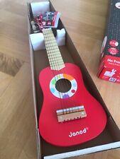 Janod: Neue Kindergitarre