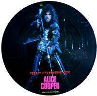 "NEW! Alice Cooper Feed My Frankenstein 12"" VINYL PICTURE DISC mint"
