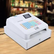 Pos System Electronic Cash Register Led Display 48 Keys For Retail Restaurant
