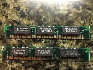 Vintage 30 pin SIMM Memory - 70ns parity unknown KO-13N 1MB?
