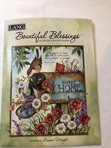Lang Bountiful Blessings Pocket Calendar 2021