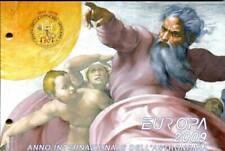 2009 Vaticano folder Numismatico EUROPA 2009 MNH