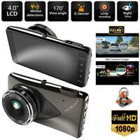 A6 HD 1080P Vehicle Camera Car DVR Video Recorder Dash Cam Night Vision 3.0 inch