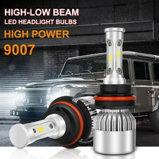 OSRAM 9007 LED Headlight Kit HB5 1400W 210000LM Car Beam Bulbs 6000K HID Replace