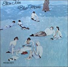 Elton John : Blue Moves Pop 2 Discs Cd