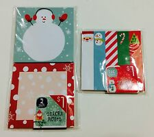 x2 Target One Spot Holiday 2015 Sticky Notes & Page Flags For Kikki K Filofax
