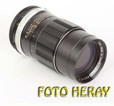 Soligor 135 mm 3,5 tele objectif CANON FL/FD baïonnette 693219