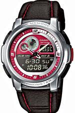 Casio AQF-102WL-4B Thermometer New Analog Digital Mens Watch 100M WR AQF-102