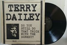 Terry Daily - Do You Still Do That Trick With The Donkey? - OLYMPIA RECORDS