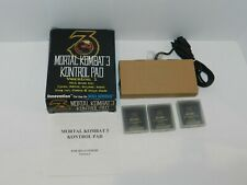Mortal Kombat 3 Kontrol Pad Version 1 Innovation Sega Genesis NEW in Box CIB