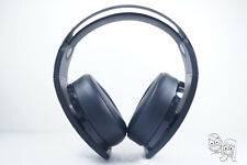 SONY PlayStation 4 Replacement PLATINUM Wireless Headset ONLY PS4 - FREE SHIP