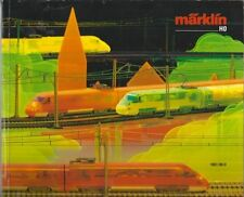 MARKLIN HO GAUGE MODEL RAILWAYS 1987-88 PRODUCT RANGE CATALOGUE ( GERMAN TEXT )