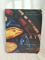 Gardner's Art Through The Ages The Western Perspective 12th Edition Gently Used