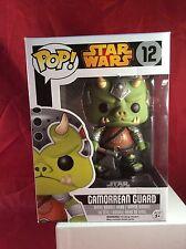 Funko Pop Star Wars - Gamorrean Guard #12 - NRFB - NEW