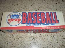 1990 Fleer Baseball Card Box Set 672 Cards