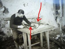 8) foto Wehrmacht-macchine pistola MP 38/40 - pulizia armi-i pezzi singoli