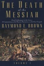 Death of the Messiah Volume 1 (Anchor Bible Reference)