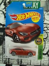 '17 HOT WHEELS 2015 MERCEDES-AMG GT NEW IN BOX HW EXOTICS SERIES
