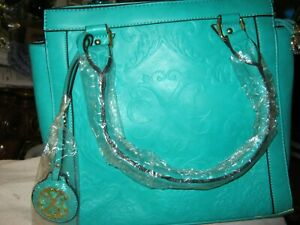 Christian Lacroix Medium/Large Size Handbag Shoulder Bag New