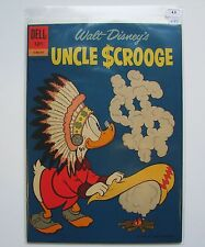 US - Uncle Scrooge (Dell) # 39 Graded 4.0