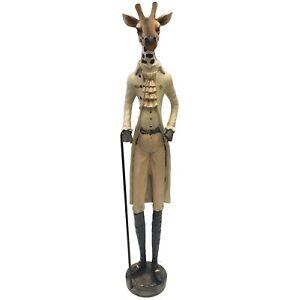 Mr Giraff Sculpture Home Office Decor Ornament Figure (Limited Edition)