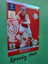 Champions League 2015 Scandinavian Star pescadores Panini Adrenalyn 14 15