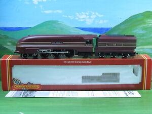 Hornby R767 LMS Coronation Class Streamline loco King George VI 6244 - boxed