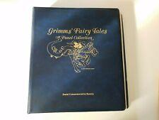 Grimm's Fairy Tales Panel Collection Postal Commemorative Society Walt Disney
